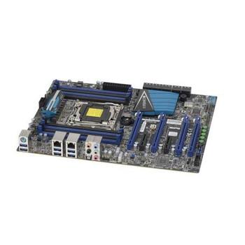 C7X99-OCE-O SuperMicro LGA2011 Intel X99 DDR4 4-way Sli SATA Server Motherboard (Refurbished)