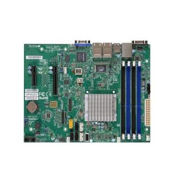 A1SRM-2558F-O SuperMicro A1SRM-2558F Socket BGA1283 micro-ATX Server Motherboard (Refurbished)