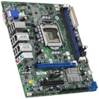 S5517AG2NR Tyan Server Motherboard Intel Q67 Express Chipset Socket H2 LGA-1155 1 Pack Flex ATX 1 x Processor Support 16GB DDR3 SDRAM Maximum RAM Seri