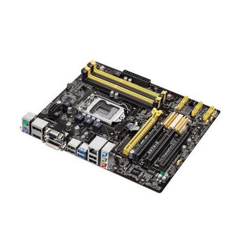 Q87M-E/CSM/C/SI ASUS Q87M-E/CSM Socket LGA1150 Intel Q87 Chipset micro-ATX Motherboard (Refurbished)