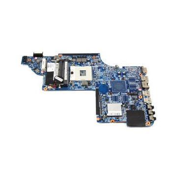 665990-001 HP System Board (MotherBoard) for DV7-6B Intel Socket-989 Notebook PC (Refurbished)