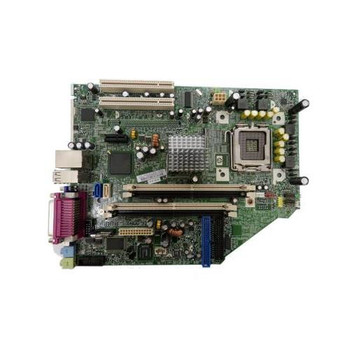 398548-000 HP System Board for Dc5100 Small Form Factor (sff) Pc S (Refurbished)