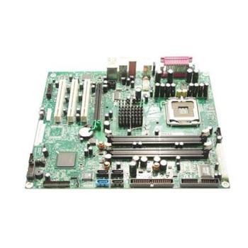 0T7787 Dell System Board (Motherboard) for Precision Workstation 370 (Refurbished)