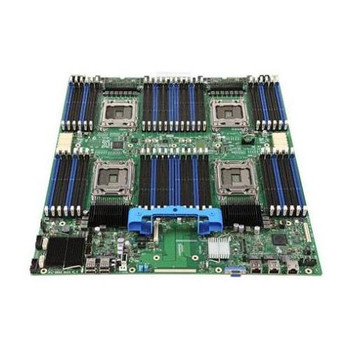 S2600IP Intel C602 Chipset Socket R Xeon E5-2600 v2 Processor Support Server Motherboard (Refurbished)