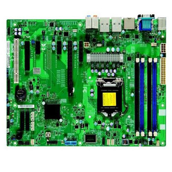 X9SAE-V-O SuperMicro Intel C216 2 x Gigabit LAN Onboard Graphics Socket LGA1155 ATX Server Motherboard (Refurbished)