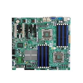 X8DT3 SuperMicro Server Motherboard Intel 5520 Chipset Socket B LGA-1366 Extended-ATX 2 x Processor Support 96GB DDR3 SDRAM Maximum RAM Floppy Control