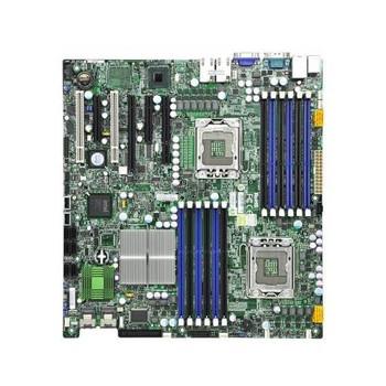 X8DT3-F SuperMicro Server Motherboard Intel 5520 Chipset Socket B LGA-1366 Extended-ATX 2 x Processor Support 96GB DDR3 SDRAM Maximum RAM Floppy Contr