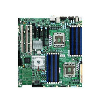 X8DAE SuperMicro Workstation Motherboard Intel 5520 Chipset Socket B LGA-1366 Extended-ATX 2 x Processor Support 96GB DDR3 SDRAM Maximum RAM Serial AT