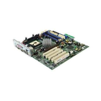 325675-003 HP System Board (MotherBoard) P4 PGA478 for XW4100 Workstation (Refurbished)
