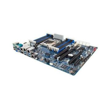 MU70-SU0 Gigabyte Socket LGA 2011-3 Intel C612 Chipset Xoen E5-2600 v3/ E5-1600 v3/ E5-2600 v4/ E5-1600 v4 Processors Support DDR4 12x DIMM 8x SATA3 6