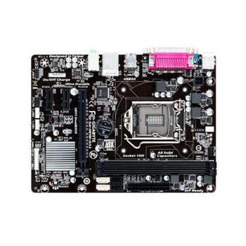 GA-H81M-DS2 Gigabyte Desktop Motherboard Intel H81 Chipset Socket H3 LGA-1150 (Refurbished)