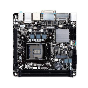 GA-Q87N Gigabyte Ultra Durable 4 Plus Desktop Motherboard Intel Q87 Express Chipset Socket H3 LGA-1150 (Refurbished)