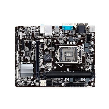 GA-H81M-D2V Gigabyte Desktop Motherboard Intel H81 Chipset Socket H3 LGA-1150 (Refurbished)
