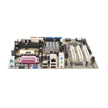 P4GE-MX ASUS Desktop Motherboard Intel 845GE Chipset Socket PGA-478 (Refurbished)