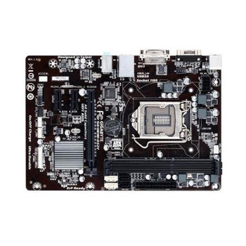 GA-H81M-DS2V Gigabyte Ultra Durable 4 Plus Desktop Motherboard Intel H81 Chipset Socket H3 LGA-1150 (Refurbished)