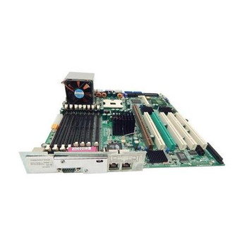5XDP8-G2 SuperMicro Dual Socket 604 Motherboard with Heatsink (Refurbished)