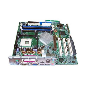 305374-001 HP System Board (MotherBoard) Socket-478 for EVO D330 / D530 SFF PC (Refurbished)