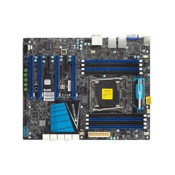 MBD-C7X99-OCE-F-O Supermicro C7X99-OCE-F Desktop Motherboard - Intel X99 Chipset - Socket LGA 2011-v3 - Retail Pack (Refurbished)