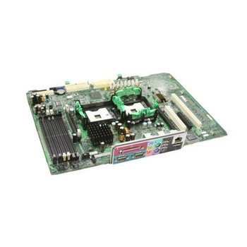 0P7996 Dell System Board (Motherboard) Dual Xeon for Precision Workstation (Refurbished)