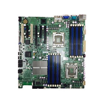 MBD-X8DTI-O SuperMicro X8DTi Intel 5520 Chipset Socket B LGA-1366 Extended-ATX 2 x Processor Support 96GB DDR3 SDRAM Maximum RAM Serial ATA/300 RAID S