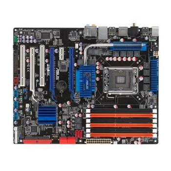 P6TSE ASUS Intel X58/ ICH10R Chipset Core i7 Extreme Edition/ Core i7 Processors Support Socket 1366 ATX Motherboard (Refurbished)