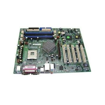 331224-001 HP System Board (MotherBoard) P4 PGA478 for XW4100 Workstation (Refurbished)
