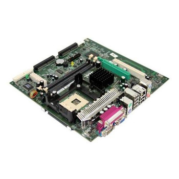 0C2057 Dell System Board (Motherboard) for OptiPlex GX270 SFF (Refurbished)