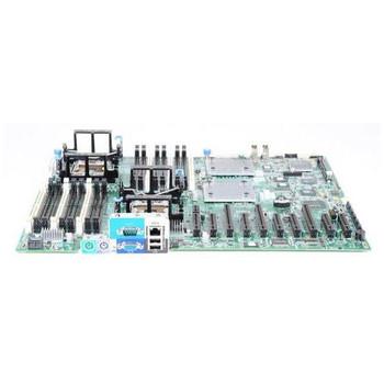 491835-001 HP System Board (MotherBoard) for ProLiant ML370G6 Server (Refurbished)