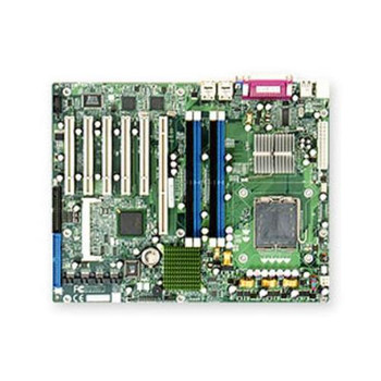 P8SCT SuperMicro Intel E7221 Chipset Pentium 4 800MHz/ Celeron 533MHz Processors Support Single Socket LGA775 ATX Server Motherboard (Refurbished)