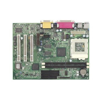370SSM SuperMicro Motherboard Socket 370 AGP PCI AMR A (Refurbished)