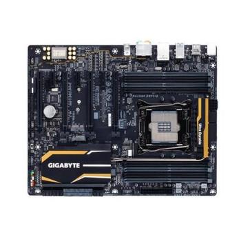 GA-X99-SLI Gigabyte Socket LGA 2011-3 Intel X99 Express Chipset Xeon E5-1600/ E5-2600/ E5-4600 v3/v4 Core i7 Processors Support DDR4 8x DIMM 10x SATA