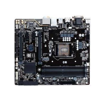 GA-H170M-DS3H Gigabyte Ultra Durable Desktop Motherboard Intel H170 Chipset Socket H4 LGA-1151 (Refurbished)