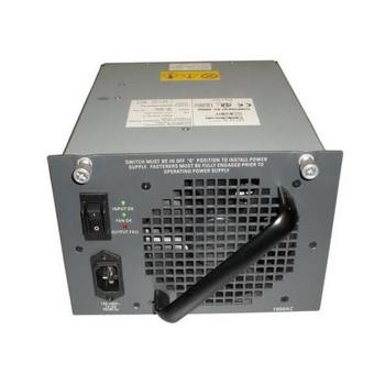 PWR-C45-1000AC Cisco 1000-Watts AC Power Supply for Catalyst 4500