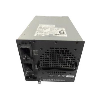 WS-CAC-6000W= Cisco 6000-Watts AC Power Supply for Catalyst 6500
