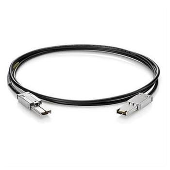 X-SAS-HDMS1 EMC Data Domain Sas External Cable 36 Pin 4x Mini Sas Hd (Sff-8643) 26 Pin 4x Shielded Mini Multilane Sas (Sff-8088) 3.3 Ft