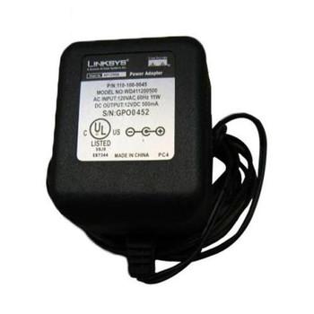 110-100-0045 Linksys 120Vac 60Hz 11W AC Adapter