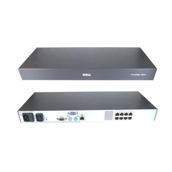 W7940 Dell 8-Port Console Switch Networking KVM Switch (Refurbished)