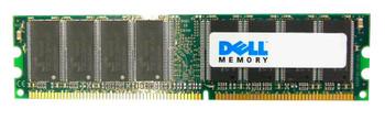 00P973 Dell 1GB DDR Non ECC PC-2100 266Mhz Memory