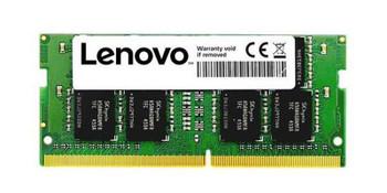 01AG702 Lenovo 8GB PC4-19200 DDR4-2400MHz non-ECC Unbuffered CL17 260-Pin DDR4 SoDimm 1.2V Single Rank Memory Module
