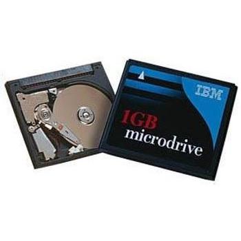 07N5571 IBM 1GB Type II CompactFlash (CF) Memory Card