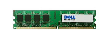 0C6796 Dell 1GB DDR2 Non ECC PC2-3200 400Mhz Memory