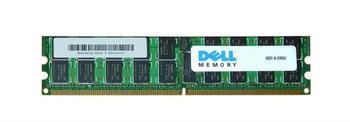 0C859J Dell 8GB DDR2 Registered ECC PC2-5300 667Mhz 4Rx4 Memory