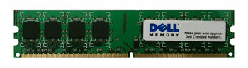 0D6468 Dell 2GB DDR2 Non ECC PC2-3200 400Mhz Memory