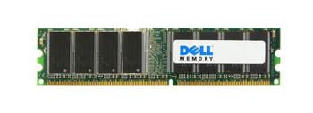 0F0598 Dell 256MB DDR Non ECC PC-2700 333Mhz Memory