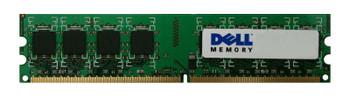 0F6801 Dell 256MB DDR2 Non ECC PC2-5300 667Mhz Memory