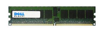 0GM842 Dell 2GB DDR2 Registered ECC PC2-5300 667Mhz 2Rx4 Memory