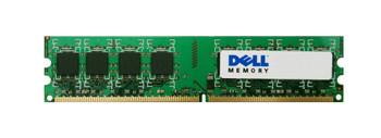 0T2494 Dell 1GB DDR2 Non ECC PC2-3200 400Mhz Memory