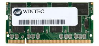 3AMO333N1-512B Wintec 512MB DDR SoDimm Non ECC PC-2700 333Mhz Memory