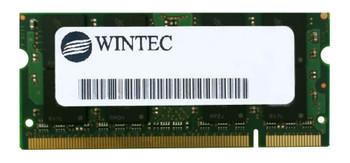 380158589-OP Wintec 4GB DDR2 SoDimm Non ECC PC2-6400 800Mhz Memory