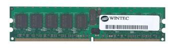 39947384E Wintec 2GB DDR2 Registered ECC PC2-6400 800Mhz 2Rx8 Memory